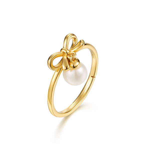 USA Seller 5 Row Ring Sterling Silver 925 Plain Best Jewelry Yellow Gold Plated